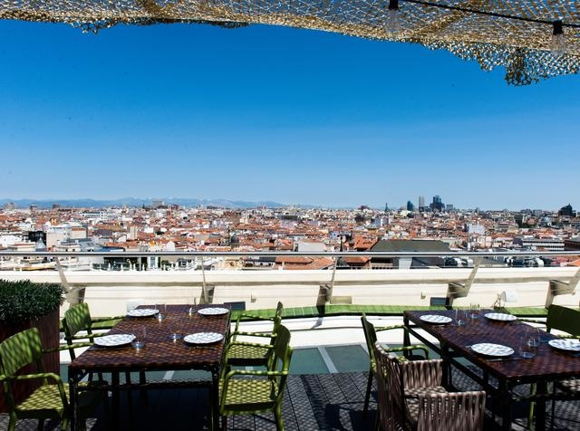 Raise the Roof: Five Can't Miss Views In Madrid
