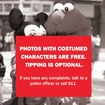 Cops Tell Times Square Tourists That Tipping Elmo Is Optional