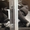Pickpocket Snatches Phone From Woman Sleeping At Subway Station