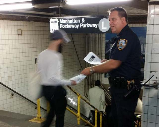 The NYPD Now Has A Twitter Account Dedicated To The L Train