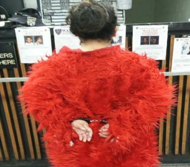 NYPD Brags On Twitter About Arresting Times Square Elmo