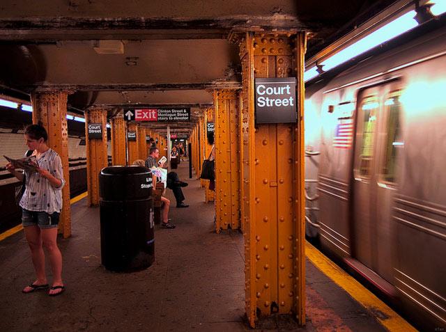 MTA Worker Injures Leg At Brooklyn Subway Station