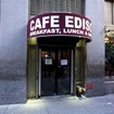 The Fight To Save Broadway's Beloved Cafe Edison Has Failed