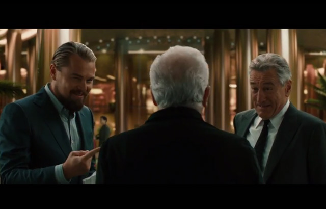 Video: Scorsese, DiCaprio, De Niro Finally Team Up (For A Luxury Resort Ad)