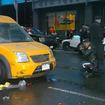 Woman In Serious Condition After Getting Pinned By Cab In Times Square