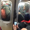 Hairy Commute: L Train Doors Close On Lady's Coiffure