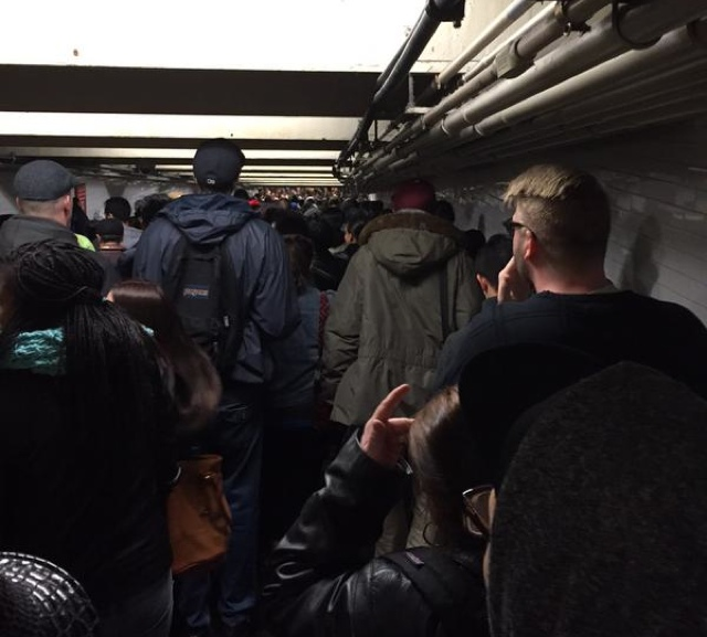 Happy Tuesday Evening Commute! A, C, E, F, G, L Subway Disruptions Thanks To Signal Problems