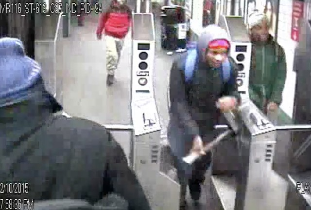 Watch Out: Smartphones Snatched From F, M, L Riders At 14th Street Subway Station