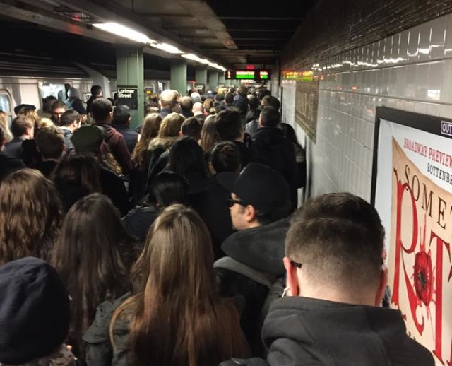 Happy Monday: L Trains To Manhattan Are Back (With Delays) After