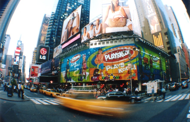 The Rent Is Too Damn High: Toys R Us Is Leaving Enormous Times Square Location
