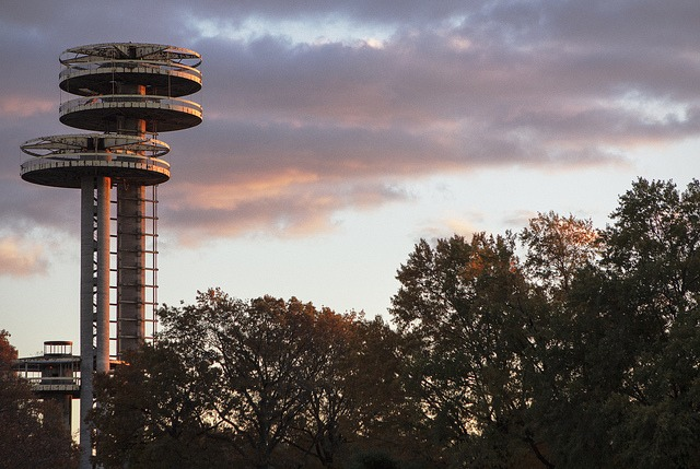 5 Teens Caught Climbing Up & Vandalizing Old World's Fair Astro Towers