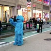 Cookie Monster Arrested In Times Square After Allegedly Grabbing Teen's Breasts