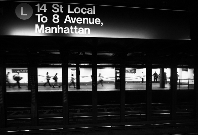 Man Found Dead On L Train In Brooklyn