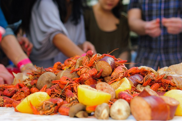 Mudbug Madness Returns With A Weekend Crawfish Boil