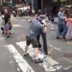 Video: Undercover Cop's Gun Falls To The Ground During Struggle Near Times Square