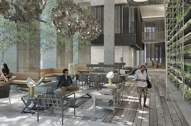 Step Inside Brooklyn Bridge Park's Controversial Hotel