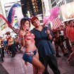 Ask A Native New Yorker: Why Is NYC Losing Its Mind Over Topless Painted Ladies?