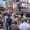 [NSFW] Body Painter & Nude Models Hit Times Square To Protest