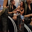 Video: Just Two Ladies Nonchalantly Sharing A Giant Snake On The L Train NBD