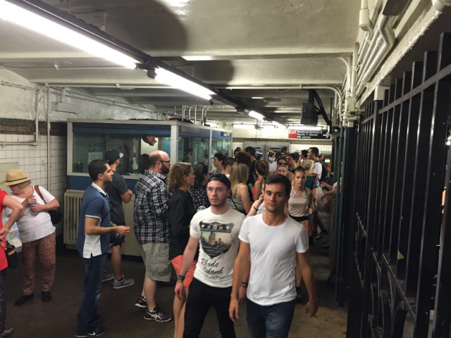Straphangers Take A Ride On The Emotional Rollercoaster That Is The L Train