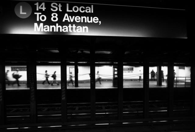 Man Fatally Struck By L Train In Manhattan