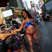 Two Desnudas Assaulted, Another Arrested For Prostitution In Times Square