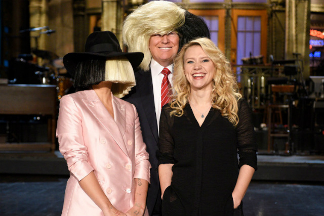 Latino Organizations To Protest Donald Trump On SNL In Midtown Tonight