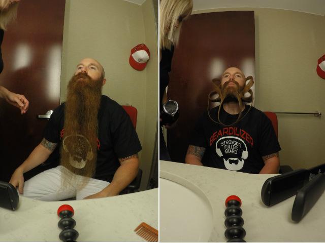 Video: How To Sculpt An Award-Winning Beard
