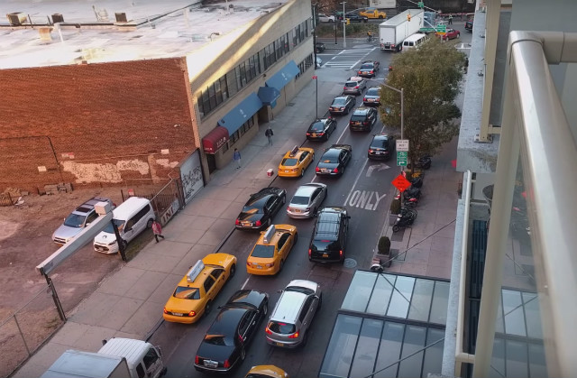 Video: Enjoy The Dulcet Sounds Of The NYC Traffic Symphony
