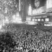 Photo: NYE In Times Square Looked Like Pure Chaos In 1938
