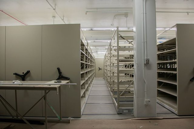 Video: Inside The NYPL's New Stacks, 27 Feet Below Bryant Park