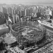 Look Into The Skeleton Of Madison Square Garden In 1966