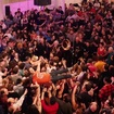 Video: Inside The Exultant Grand Prospect Hall Balkan Music Fest