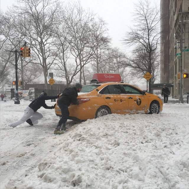 NYC Blizzard Travel Ban To Be Lifted At Sunday 7AM