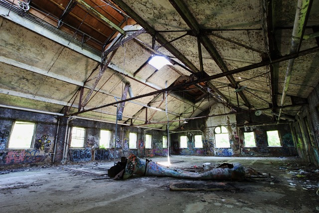 Staten Island's Abandoned Farm Colony Has Been Sold To A Developer For $1