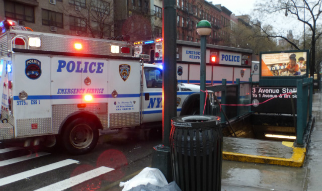 Person Fatally Struck By L Train In Manhattan