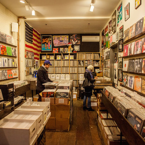 The 15 Best Record Stores In NYC