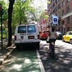 Ask A Native New Yorker: I Doored A Bike Lane-Spurning Cyclist, So Who's Really At Fault?
