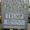NYPD Identifies Brooklyn Artist Who Snuck Trump\'s Tombstone Into Central Park
