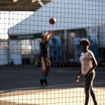 Neighbors Blame Basketball Courts & Teenagers For