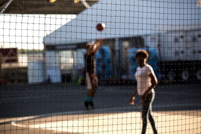 Neighbors Blame Basketball Courts & Teenagers For