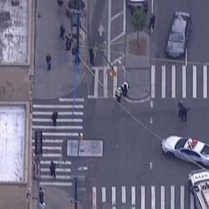 [UPDATED] Knife-Wielding Man Fatally Shot By Cop In Midtown