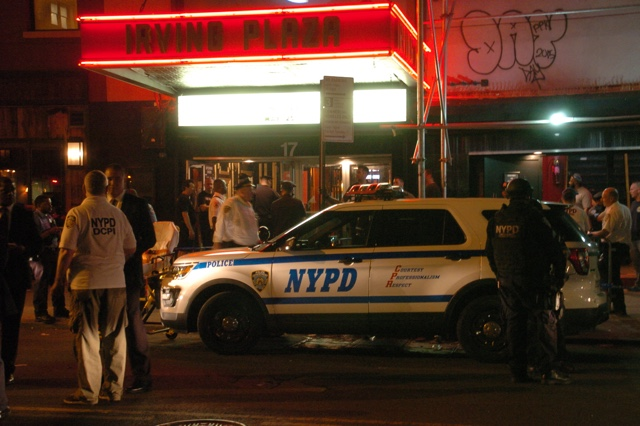 1 Dead, 3 Injured In Shooting At Irving Plaza During T.I. Concert