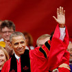 President Obama Warns Rutgers Grads Of Election Idiocracy: \