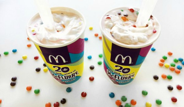 Stop Ordering McFlurries And Start Eating Real Ice Cream
