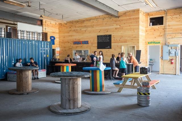 Rockaway Brewing Co.'s Taproom Is A New Rockaway Beach Destination