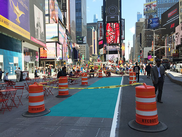 DAZ'd And Confused: First Look At The New Times Square