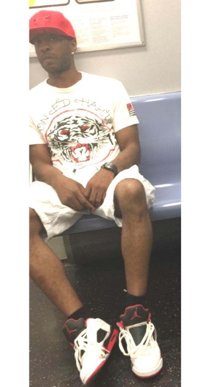 Alleged N Train Masturbator Caught On Camera