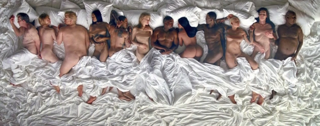 Lena Dunham On Kanye's 'Famous' Video: 'It Makes Me Feel Sad & Unsafe'