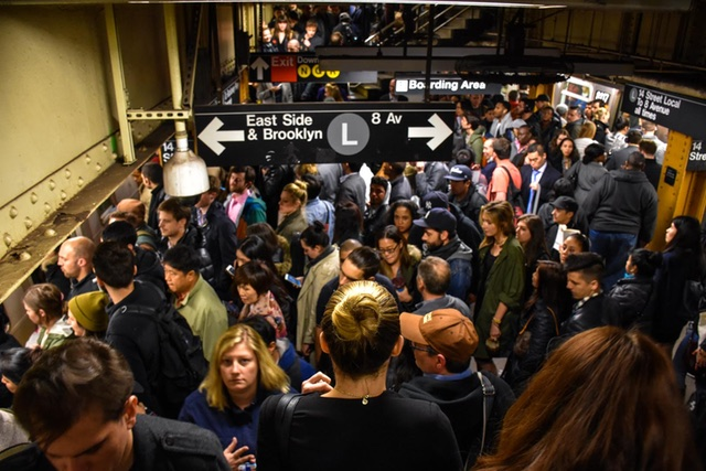 Mayor De Blasio Open To Closing 14th Street During L Train Shutdown